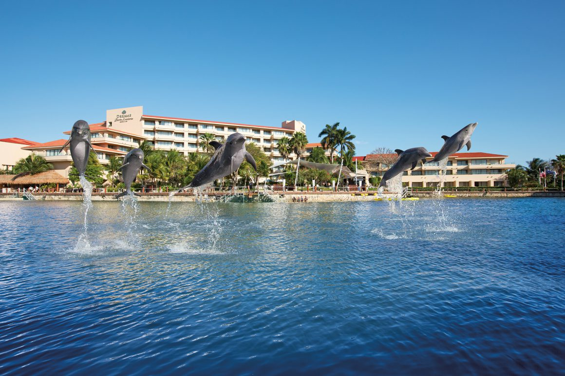 Dreams Puerto Aventuras Resort & Spa in Riviera Maya