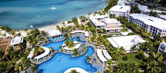 Riu Montego Bay in Jamaica
